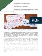 Desmovilizados controlan este sistema de pago ilegal en Medellín