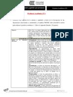 Organizacion y gestion por procesos