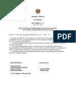 HG nr. 95 privind procedura de  acreditare a  prestatorilor de servicii sociale
