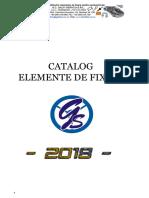 Catalog Elemente Fixare