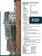 Madanjeet School Pondicherry University
