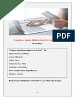 Cahier Des Charges Mini-projet-BD