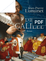 Pierre, Luminet Jean - L'oeil de Galilée