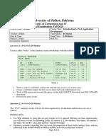 Web Final  paper