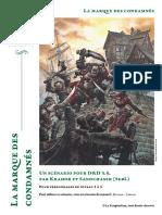 [D&D][FR] Scénario - La Marque des Condamnés