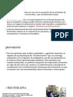 Neuropatía Periférica Asociada a Agentes Quimioterápicos Npaq