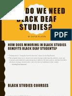 BlackDeafStudies Revised