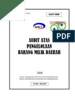 Abah Modul Audit BMD