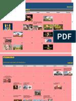 Sonia Silva_calendario Identidad Nacional de Venezuela