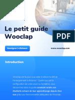 Wooclap_EnseignementADistance