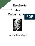 A Revolução dos Trabalhadores - Anton Pannekoek