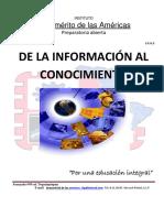 01.- GUIA  DE LA INFORMACION AL CONOCIMENTO - copia
