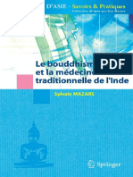 Le bouddhisme et la médecine traditionnelle de lInde (Médecines d'Asie_ Savoirs et Pratiques) ( PDFDrive )