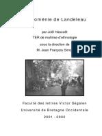 Hascoet Joël 2002 Lla troménie de Landeleau