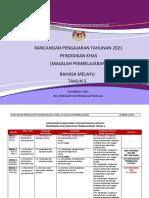 RPT BAHASA MELAYU TAHUN 5 ppki 2021