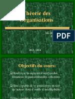 186322693 Theorie Des Organisations Pr OULAHCEN Zakaria