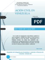 Casación Civil en Venezuela Def