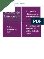 Modelo de Curriculum (canal)