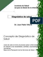 diagnostico de salud xx