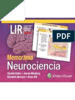 Memorama. Neurociencia, 1a Ed. - Claudia Krebs