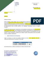 Informe Revision Fiscal Al Dd-mm-Aaaa - Nombre de Empresa