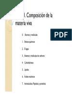 Tema01 -Composición de la materia viva2018-19