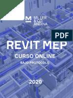 Revit Mep MillerCO_Curso