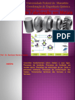 Processos de Fabricação de Metais