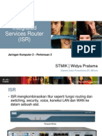 Integrated Services Router (ISR)