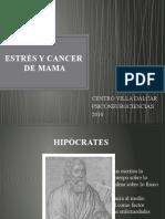 Estres y Cancer6 - Mar Del Plata Abril 2010 - Presentacion Final A