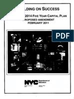 2010-2014 Plan Amendment - February 2011