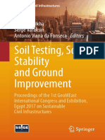 Soil Testing, Soil Stability and Ground Improvement _ Proceedings of the 1st GeoMEast International Congress and Exhibition, Egypt 2017 on Sustainable Civil Infrastructures ( PDFDrive )