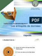 Data Warehouse ISG