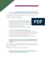 AF5. Metodología de la investigación en las ciencias sociales