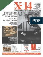 Jornal EX. Um jornal combativo e libertário