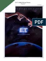 E.T. (1982) Flying Theme