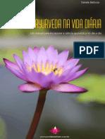 Ayurveda Na Vida Diaria - Daniele Barbosa