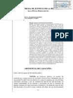 Cas. 675 2018 Principio Acusatorio