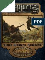 Rippers resurrected - GM's handbook