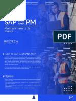 Brouchure SAP PM