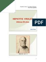 hepatitis viral_historia