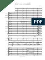 AO ESTRUGIR A TROMBETA - cópia - Partituras e partes