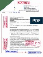 Exp. 705-2020 _ 08 ENE 2020 _ Casos de Fiscal CÓRDOVA ALCÁNTARA Ante ODCI Lima. Lector