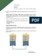 Diagrama de Cabos de Rede