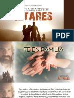 FE EN FAMILIA