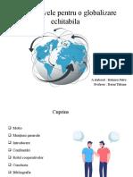 Tema nr 6  Cooperativele pentru o globalizare echitabila