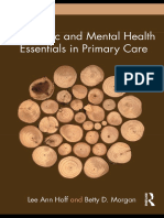 Psychiatric and Mental Health - Essentials in Primary Care