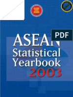 ASEAN Statistical2003