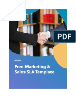 Marketing & Sales SLA Template-2