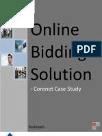 Corenet Case Study